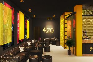 Quán cafe view đẹp tạo nên ý tưởng kinh doanh táo bạo