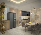6 lưu ý khi thiết kế tủ bếp gia chủ cần phải biết