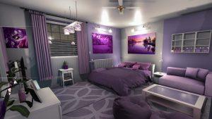 10 màu sắc cho phòng ngủ