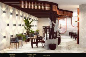 Mở quán cafe view đẹp tốn bao nhiêu tiền?