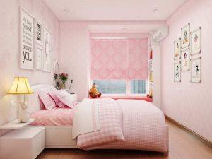 Thiết kế phòng ngủ cho bé gài