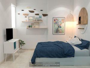 Thiết kế nội thất phong ngủ