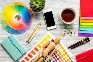Cách phối màu trong trang trí nội thất