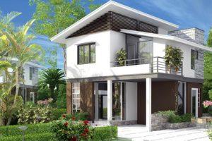 Khám phá mô hình nhà ở biệt thự