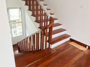 Cầu thang gõ