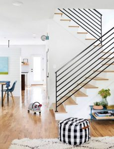 Cầu thang đẹp hiện đại