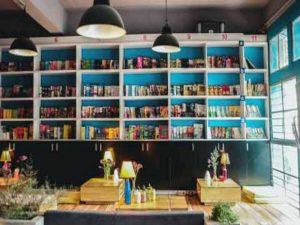 Phong cách thiết kế quán cafe