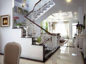 Thiết kế cầu thang hợp phong thủy