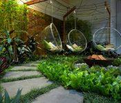 Cách thiết kế sân vườn ngoại thất mang tài lộc cho gia chủ