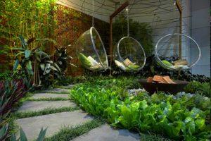 Ánh sáng thiên nhiên được vận dụng tối đa bởi thiết kế mở. Một không gian ngoại thất tuyệt vời.