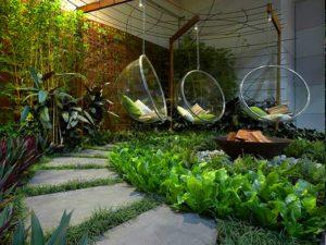 Sân vườn ngoại thất