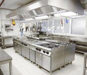 Những mẫu thiết kế bếp nhà hàng đẹp và tiện nghi