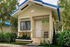 Không gian xanh cho ngôi nhà cấp 4 mái thái thêm tươi mát