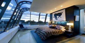 thiết kế nội thất nhà ở Penthouse