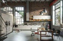 Khi thiết kế, cần kết hợp sử dụng các ô cửa kính để giúp căn nhà trở nên sáng sủa.