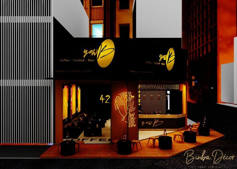 Kinh doanh quán cafe bar