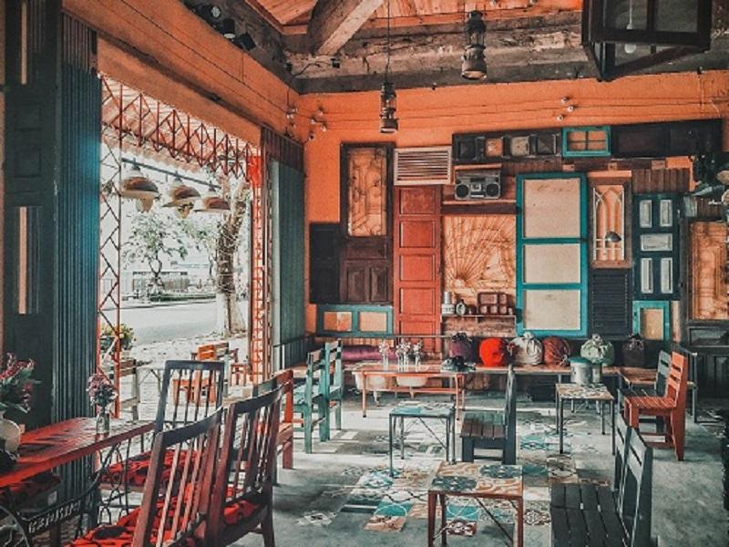 dịch vụ thiết kế quán cafe