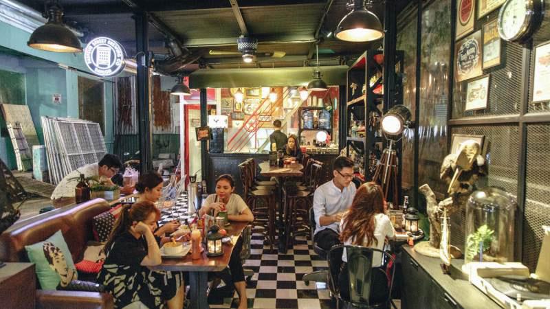 Nhà hàng Fastfood và Snack bar