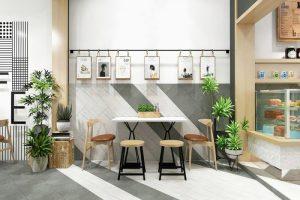 Quán cafe nhà ống là gì? Cách thiết kế quán cafe nhà ống đẹp mắt
