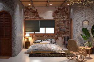 Mô hình kinh doanh homestay đảm bảo vẻ đẹp thẩm mỹ, tính riêng tư và không gian sinh hoạt cần thiết.