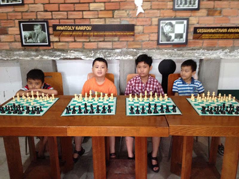 quán cafe cờ tướng văn hoá chơi cờ