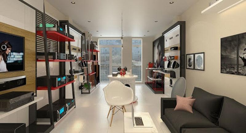 xu hướng kinh doanh showroom