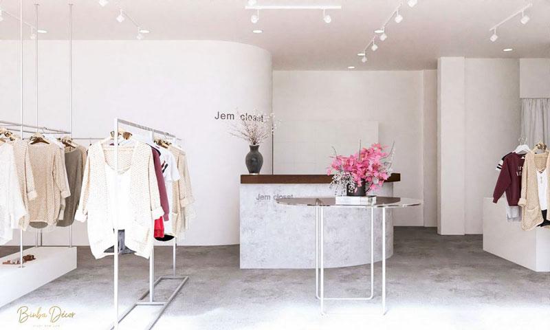 xu hướng kinh doanh shop thời trang