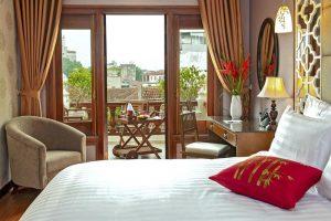 Boutique hotel là một dạng khách sạn đặc trưng với số phòng nhỏ hơn 100 và có thiết kế theo phong cách riêng, hướng theo xu hướng nghệ thuật