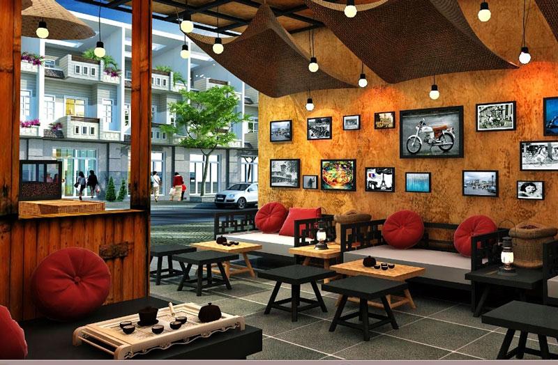 kinh doanh quán cafe vắng khách