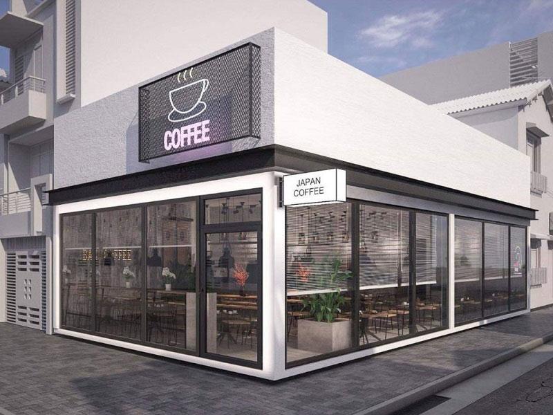 quán cafe nhà kính lợi ích