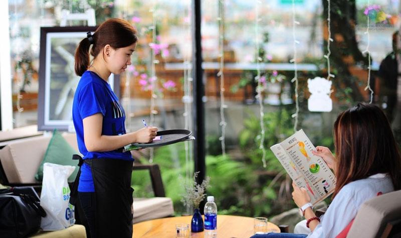 Ý tưởng mở quán cà phê đ5nh hướng nhân viên