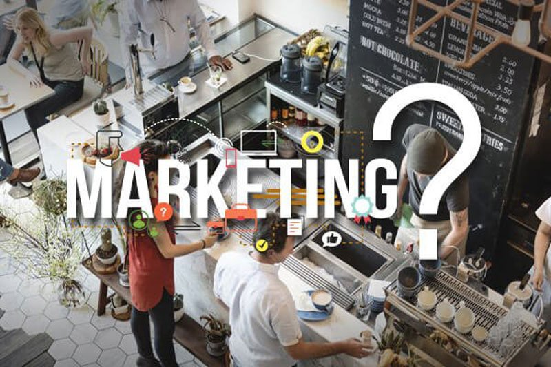 chiến lược kinh doanh quán cafe marketing