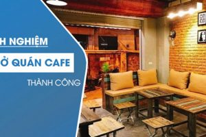 Bạn cần đưa ra một số tiêu chuẩn hoạt động của cơ sở kinh doanh khi thực hiện chiến lược kinh doanh quán cafe.