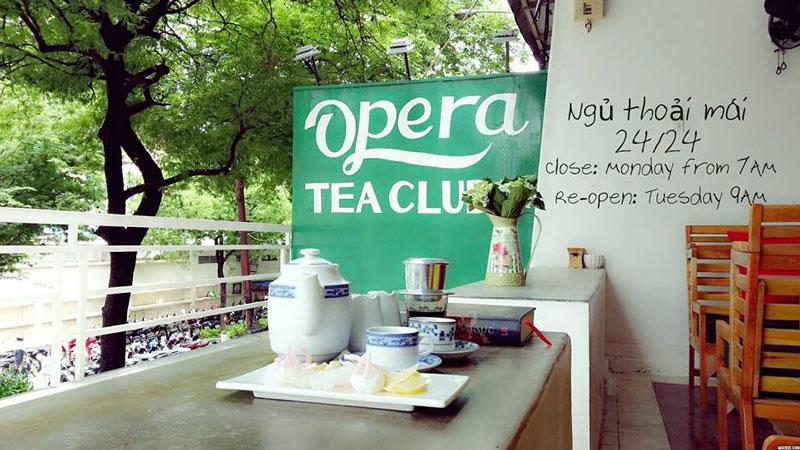 quán cafe 24h menu