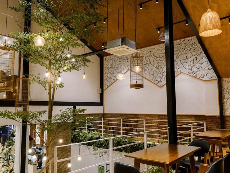 quán cafe gác lửng 2