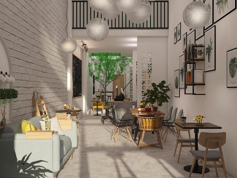 quán cafe gác lửng 3