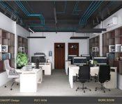 Gợi ý set up văn phòng làm việc dành cho nhân viên đẹp