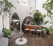 Gợi ý cách thiết kế quán café sân vườn đẹp
