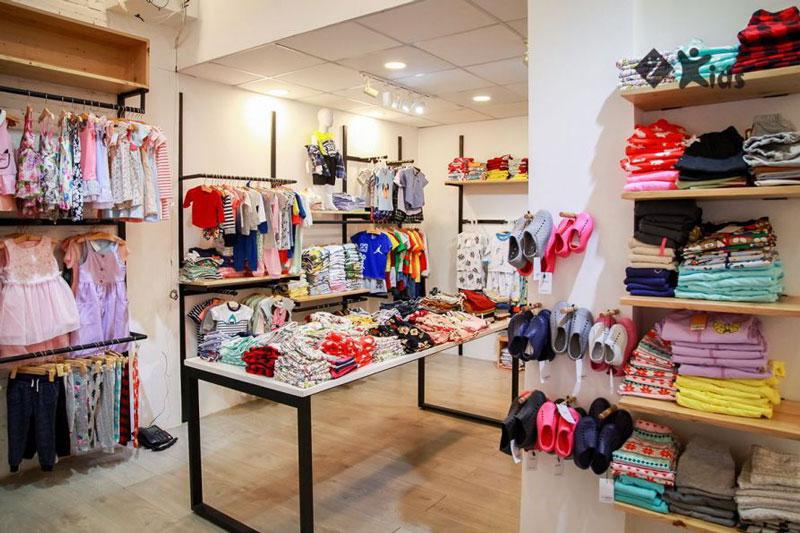 decor shop quần áo trẻ em 1