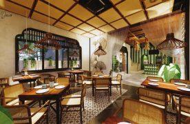 Mô hình quán ăn – nhà hàng chay là hình thức kinh doanh được khai thác từ nhu cầu chay tịnh, dưỡng nhan, bảo vệ sức khỏe và thân thiện môi trường.