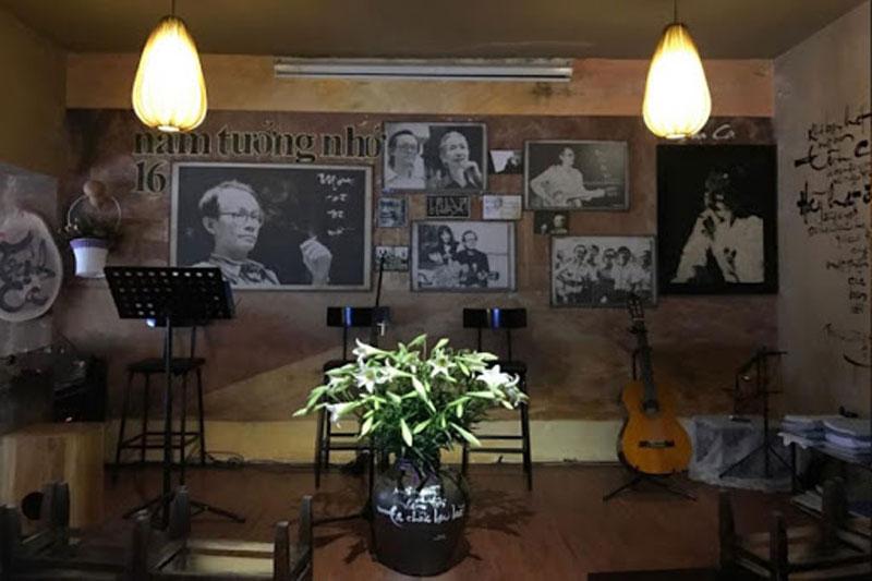 mở quán cafe hát với nhau 2