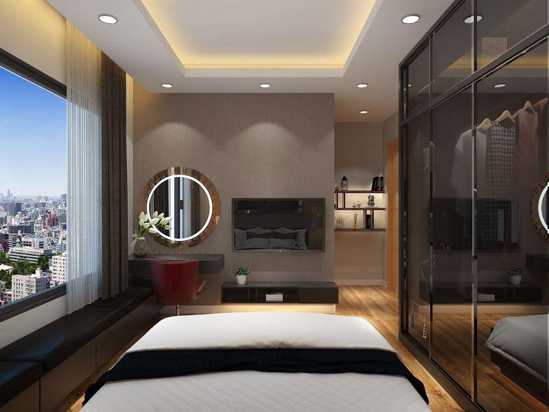 nội thất chung cư hiện đại 2