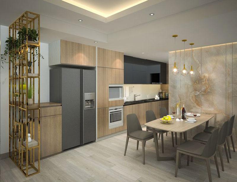 nội thất chung cư hiện đại 3