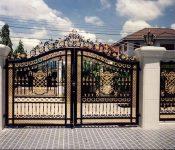 Bật mí về phong thủy cổng nhà mang đến may mắn cho gia chủ