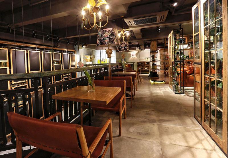 quán cafe phòng trà 4