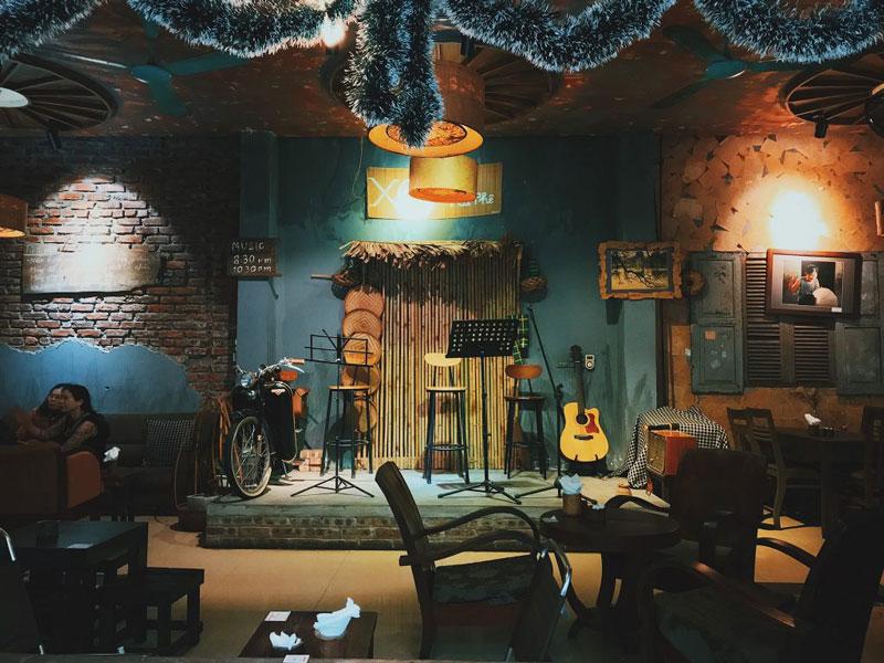 quán cafe phòng trà 5