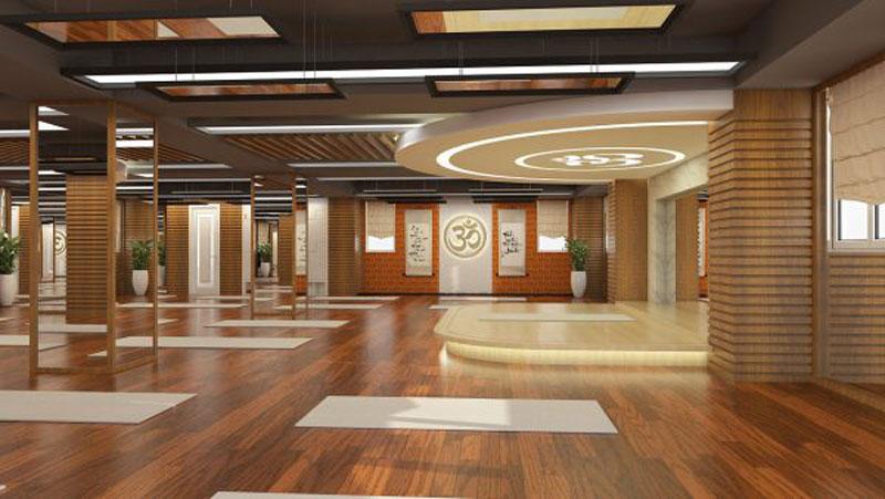 phòng yoga 2