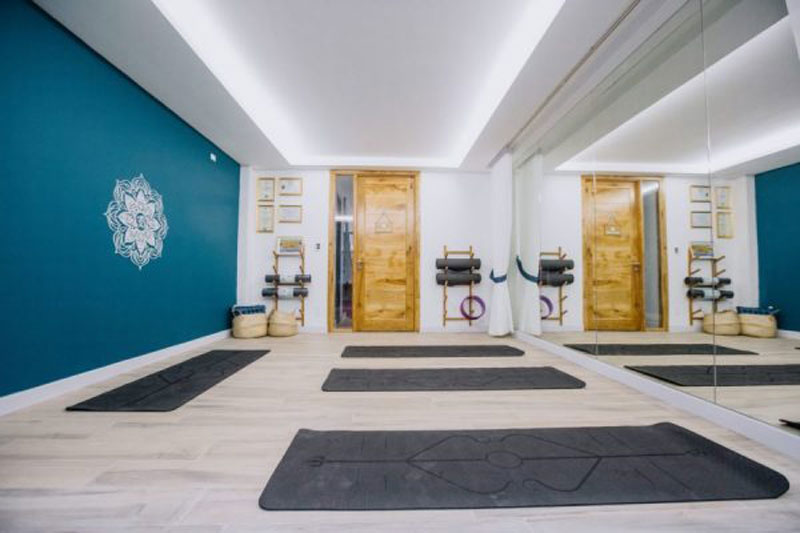 phòng yoga 4
