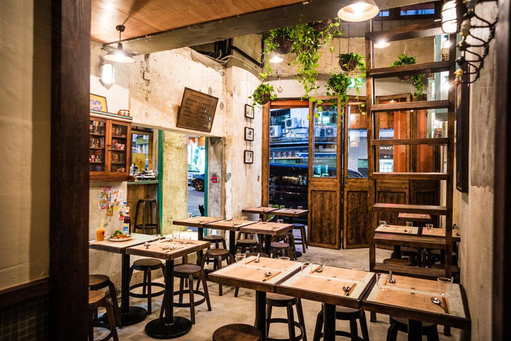 Lưu ý thiết kế nội thất nhà hàng 3