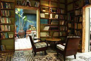 Bố cục trong thiết kế quán cafe hoài cổ vintage không cố định, tùy thuộc vào chủ đầu tư và diện tích mặt bằng của quán.